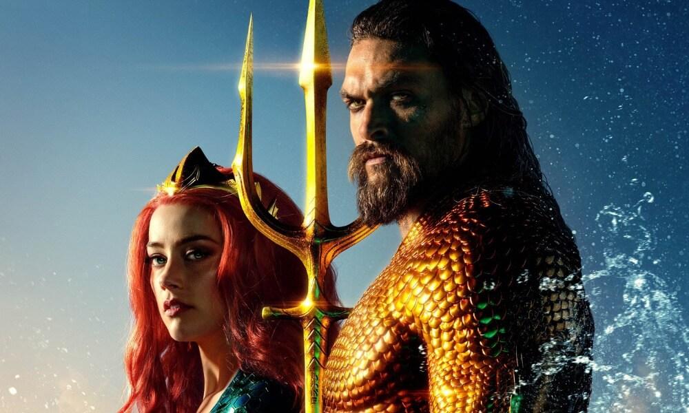 Aquaman Reino Unido