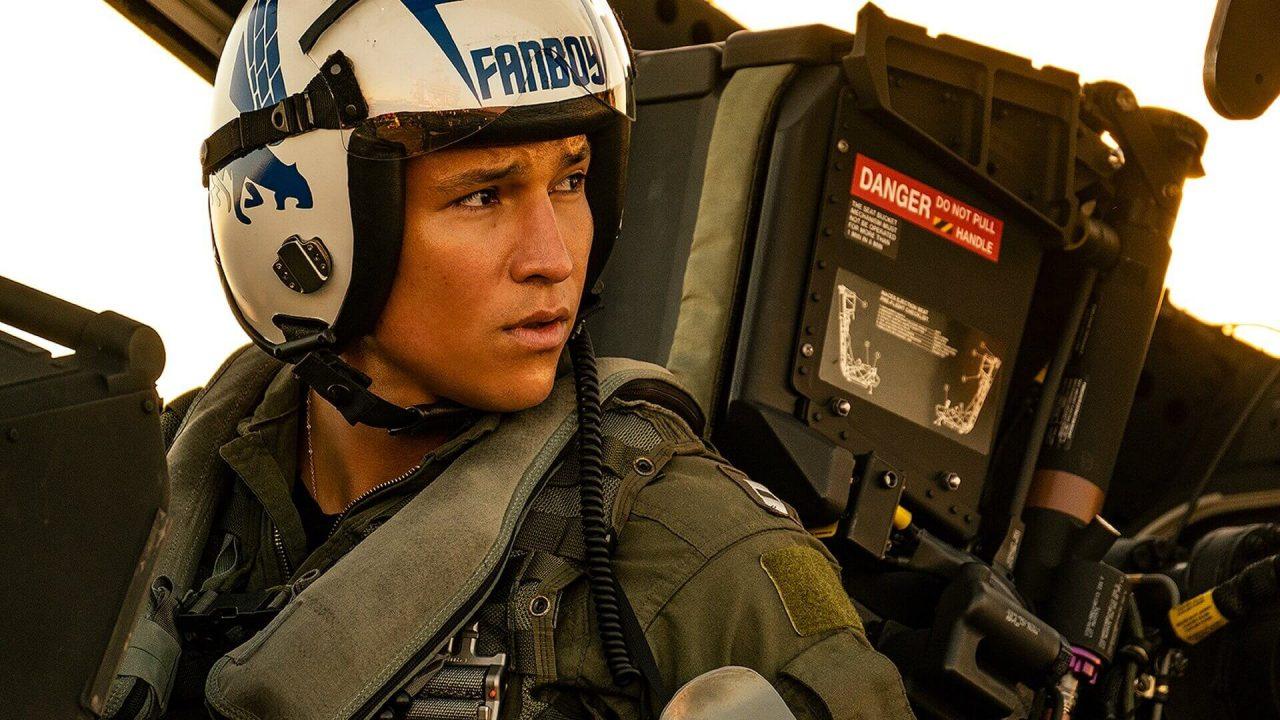 Danny Ramirez Falcon and the Winter Soldier