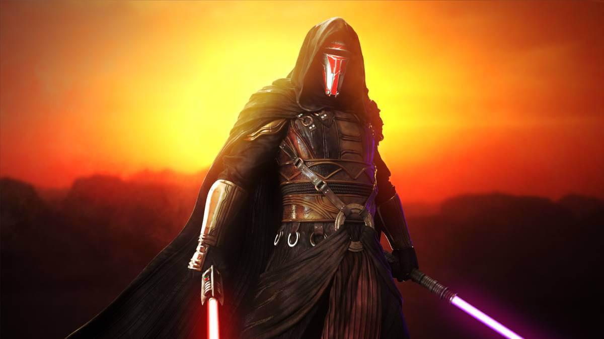 Darth Revan estará en el canon de Star Wars