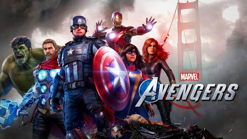 marvel avengers skins