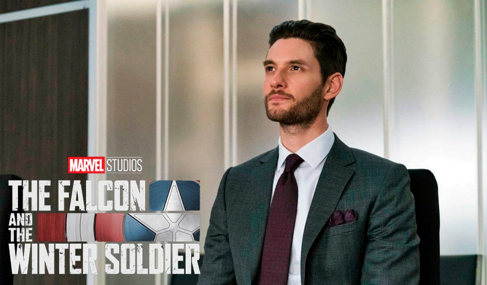 Ben Barnes Falcon and The Winter Soldier