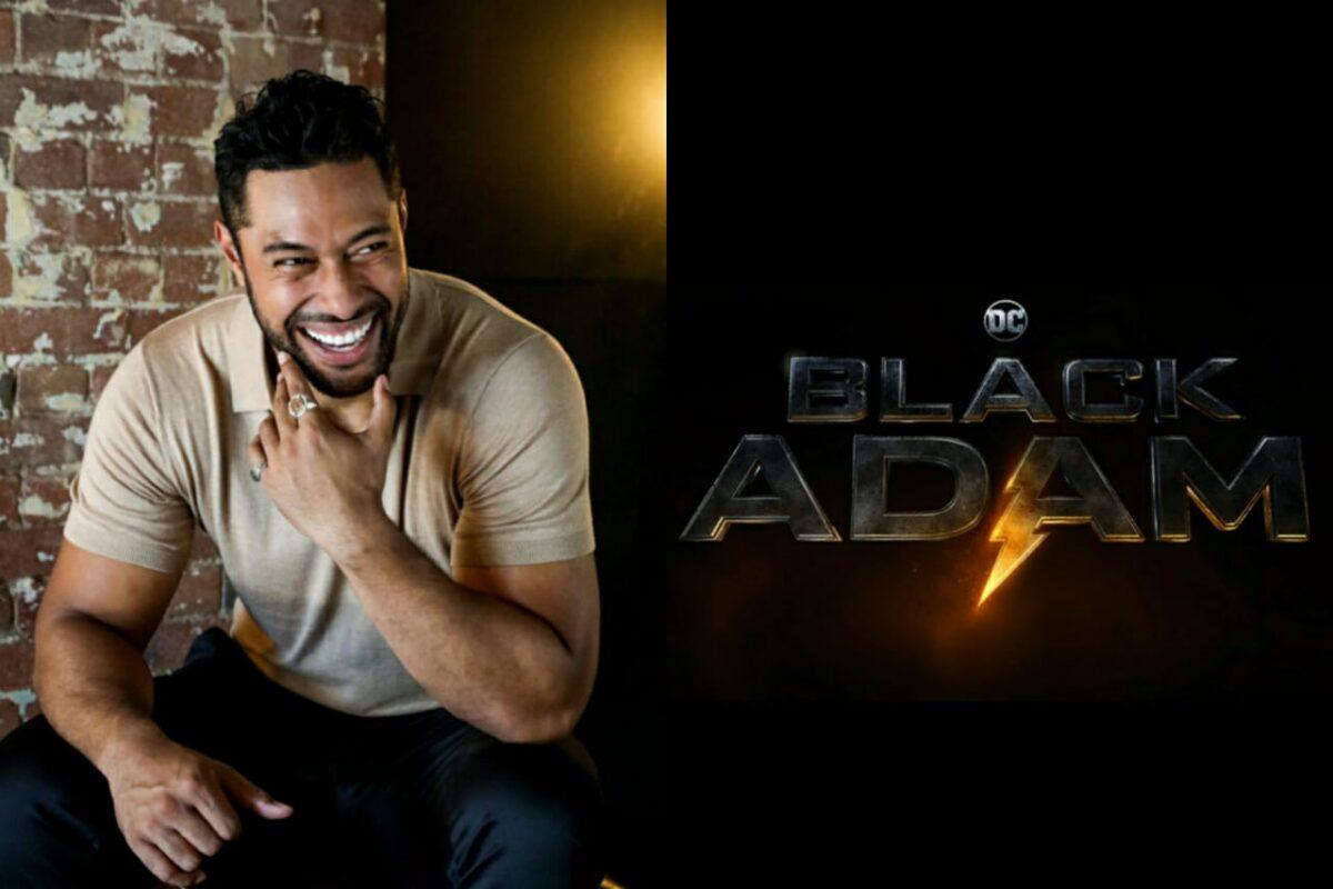Uli Latukefu se une a Black Adam