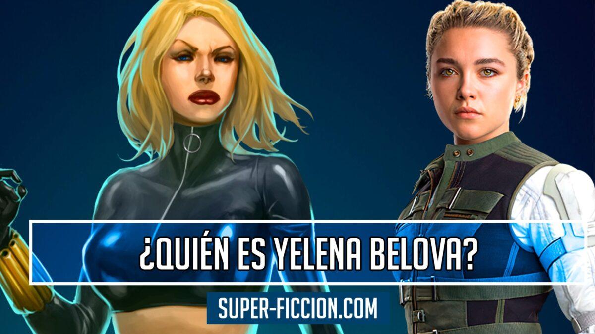 ¿Quién es Yelena Belova?