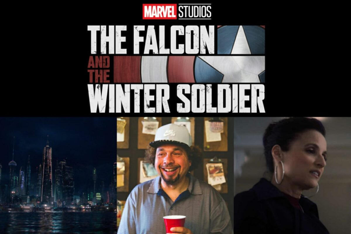 Fontaine y Madripoor en The Falcon and the Winter Soldier