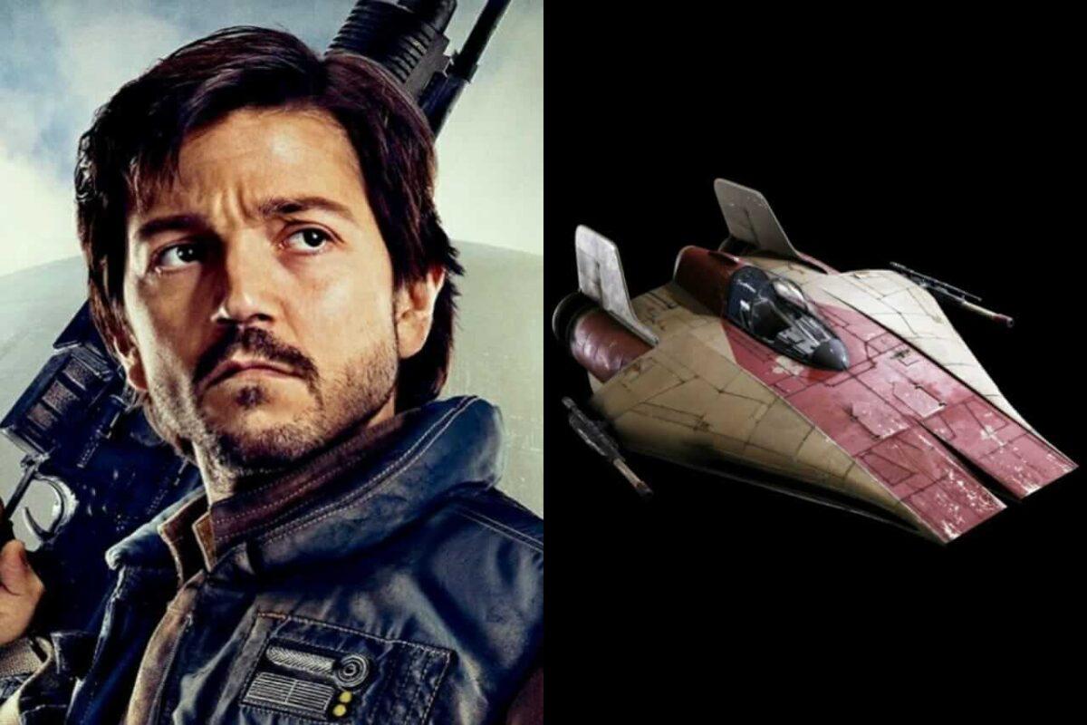 las naves espaciales de la serie Andor