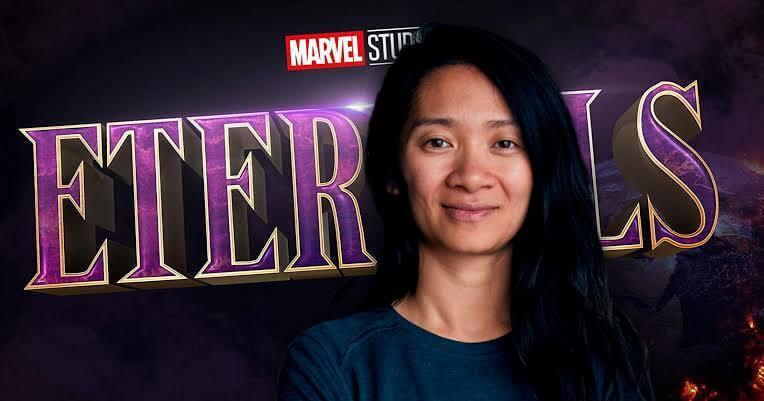 Chloe Zhao Universo Cósmico