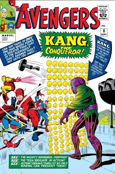 Primera aparición Kang el conquistador