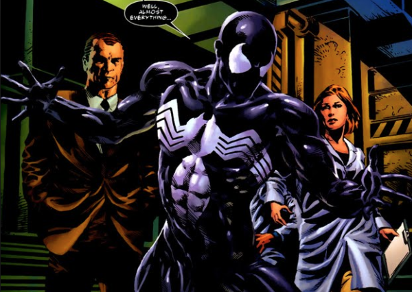 venom spiderman dark avengers
