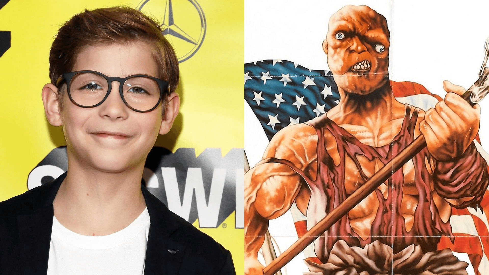 Jacob Tremblay se une al elenco del nuevo remake de Toxic Avenger