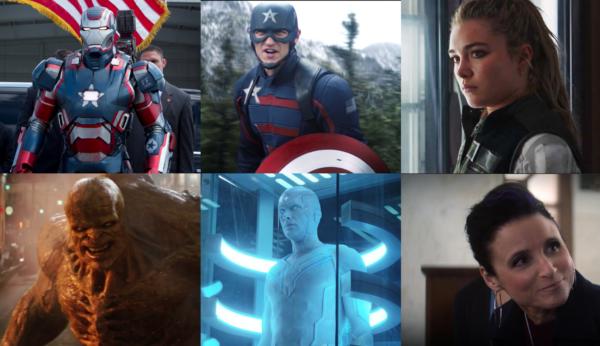 La posible alineación de los Dark Avengers en el MCU
