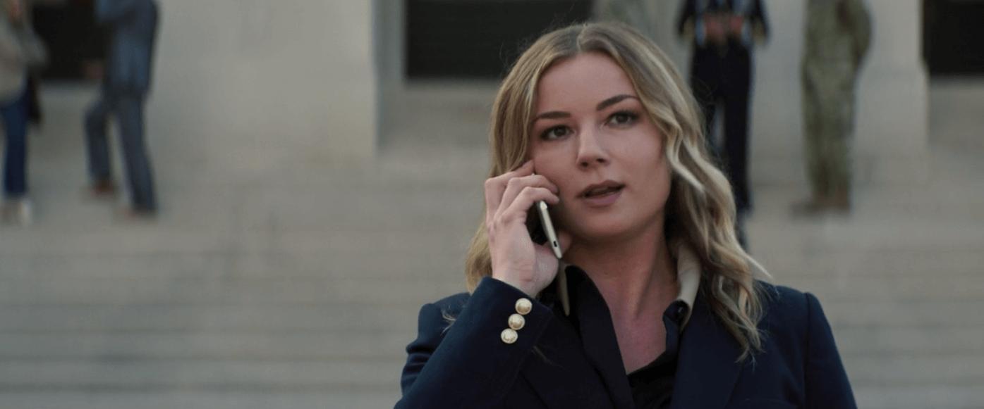 Sharon Carter es la agente de poder en Falcon And the Winter Soldier