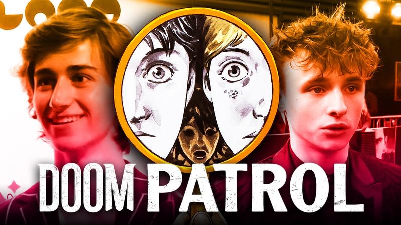 Doom Patrol Dead Boy Detectives