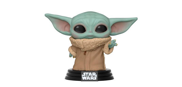 Funko Pop de Baby Yoda Grogu