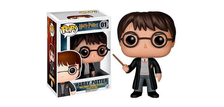 Funko Pop de Harry Potter equipo Gryffindor