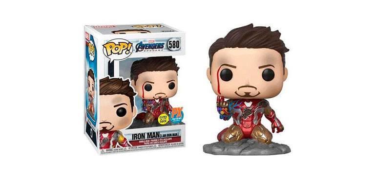 Funko Pop de I am Iron Man
