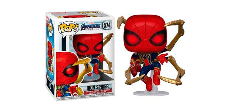 Funko Pop de Iron Spider