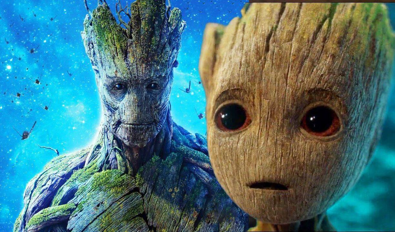 I am Groot será una serie animada