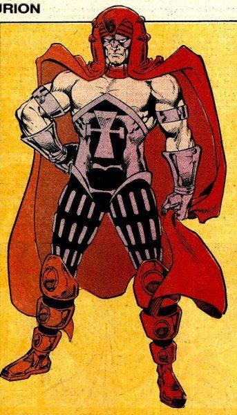 kang Scarlet Centurion