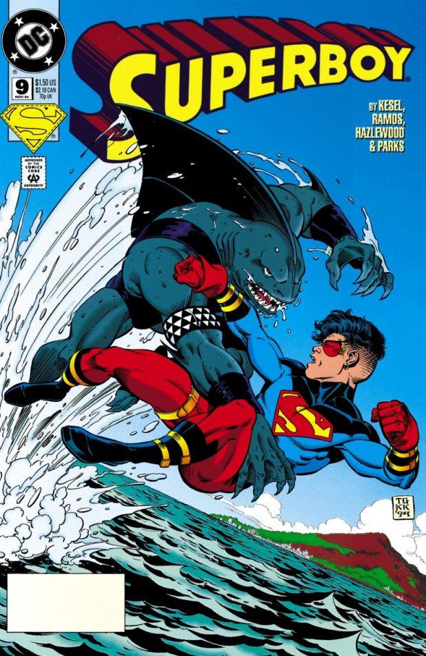 King Shark Superboy