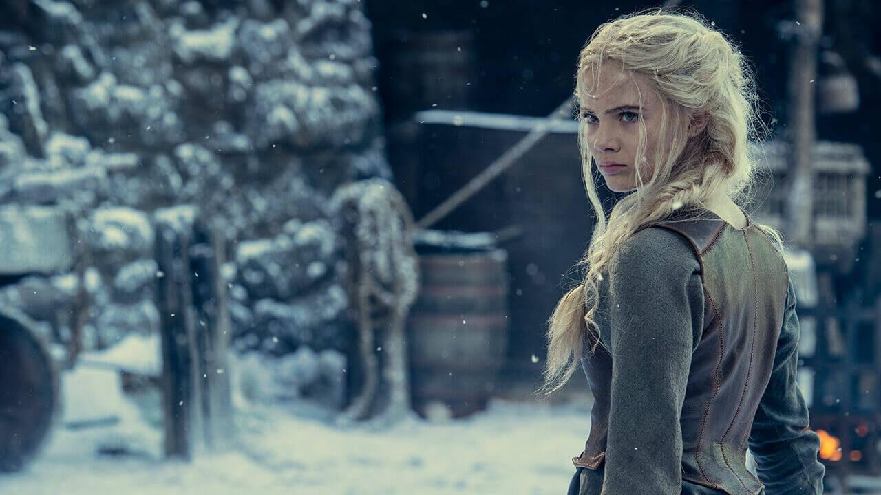 Ciri será la clave de todo en la segunda temporada de The Witcher