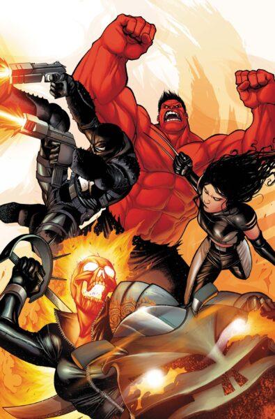 Agent Venom thunderbolts