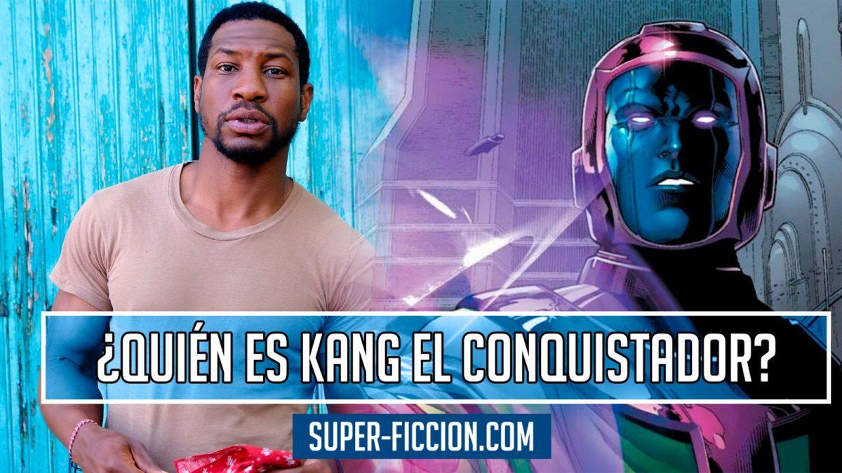 quien es kang el conquistador de marvel