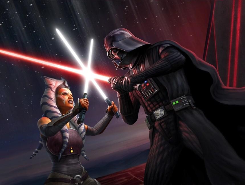 Darth Vader en Malachor