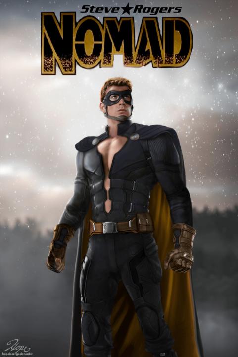 ¿Volverá Chris Evans como Nómada en vez de como el Capitán América?