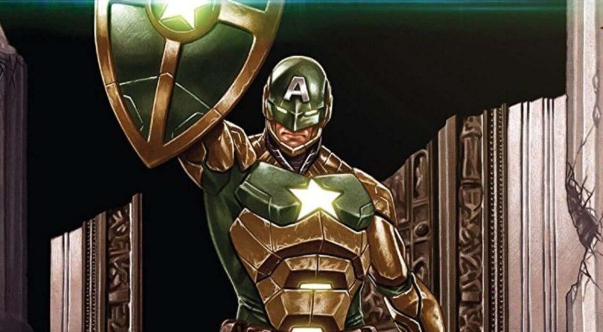 El Capitán América de Hydra