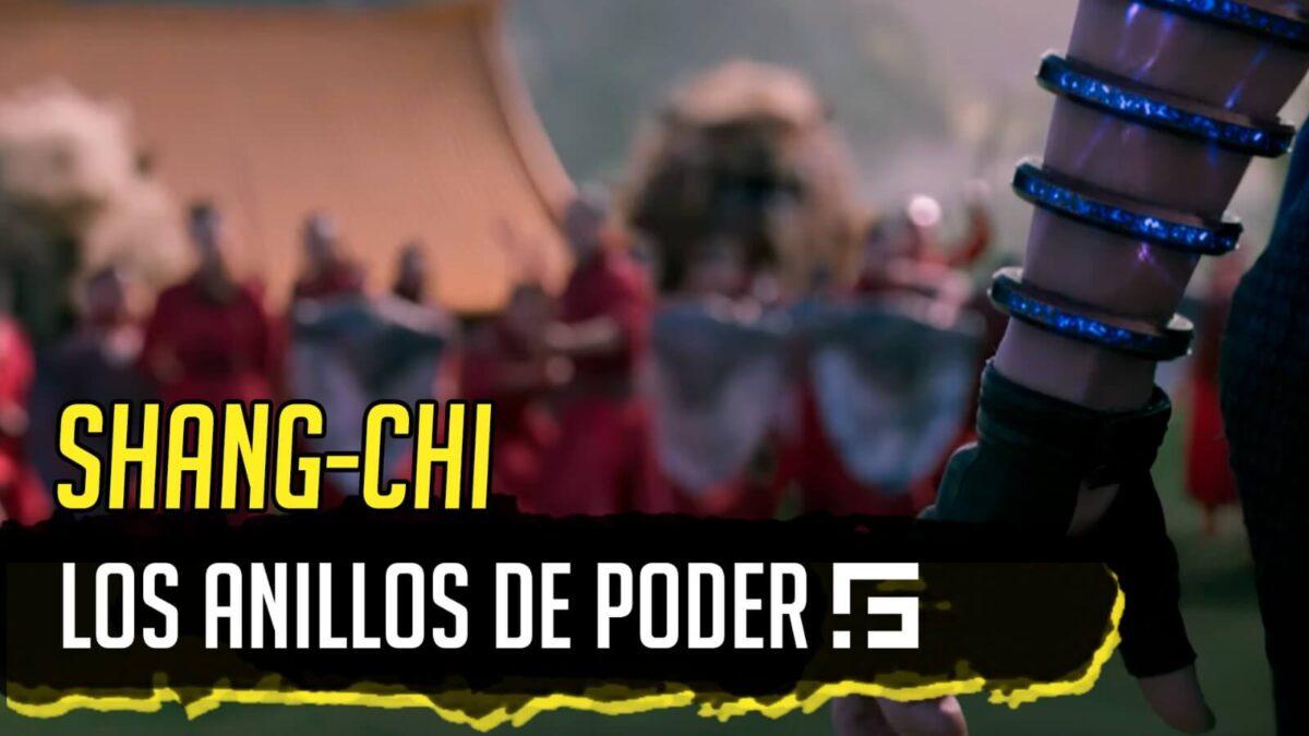 Shang-Chi diez anillos