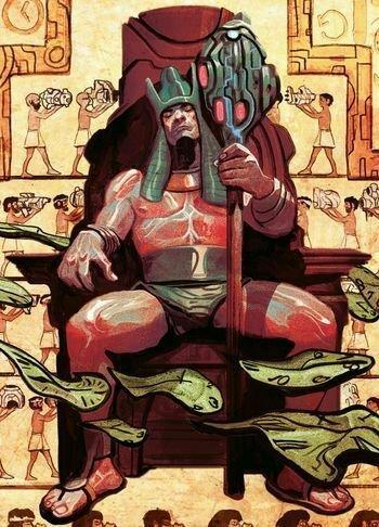 Kan Rama-Tut Kang el conquistador