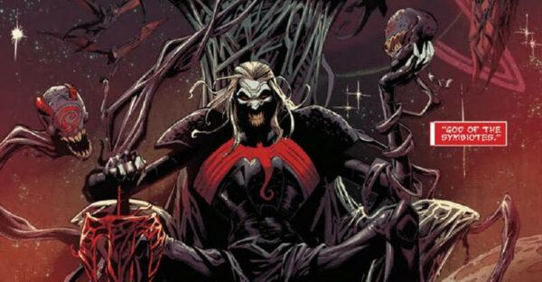 venom knull god of the symbiotes