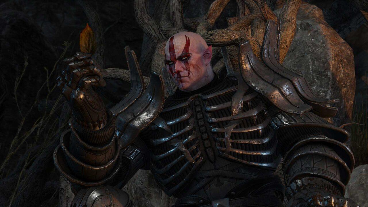 Imlerith: el compañero de Geralt de Rivia en la cacería salvaje