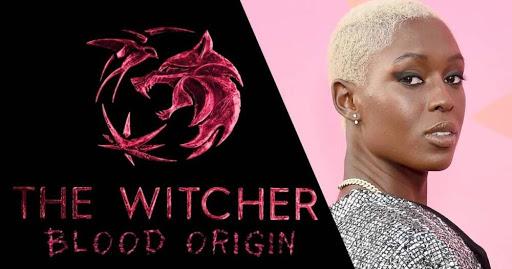 Jodie Turner-Smith deja The Witcher Blood Origins