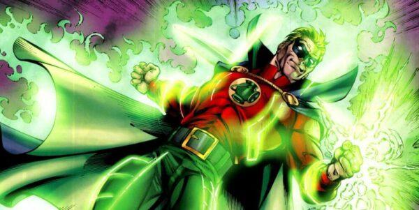 serie linterna verde actor