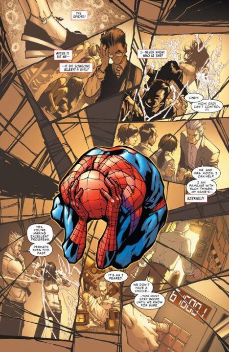 spiderman original sin