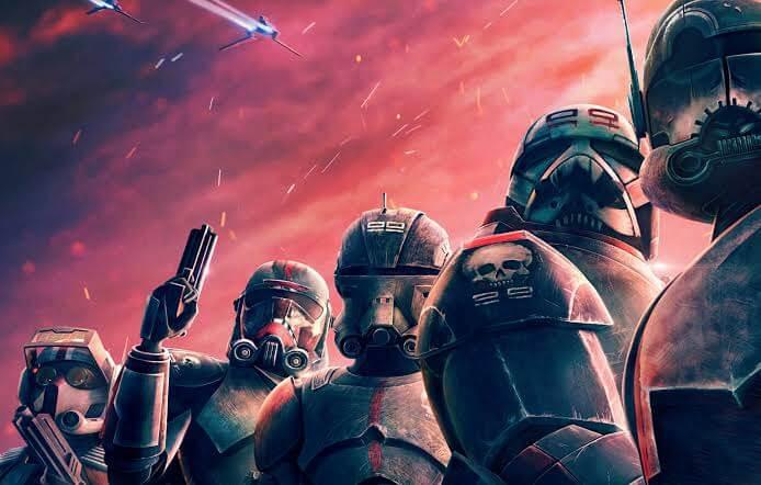 LucasFilm Star Wars Animación