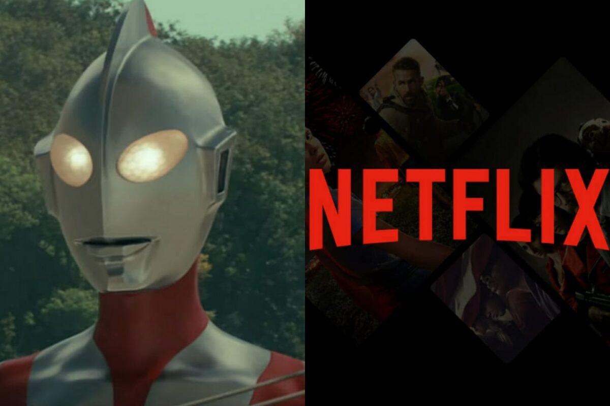 Ultraman será película en Netflix