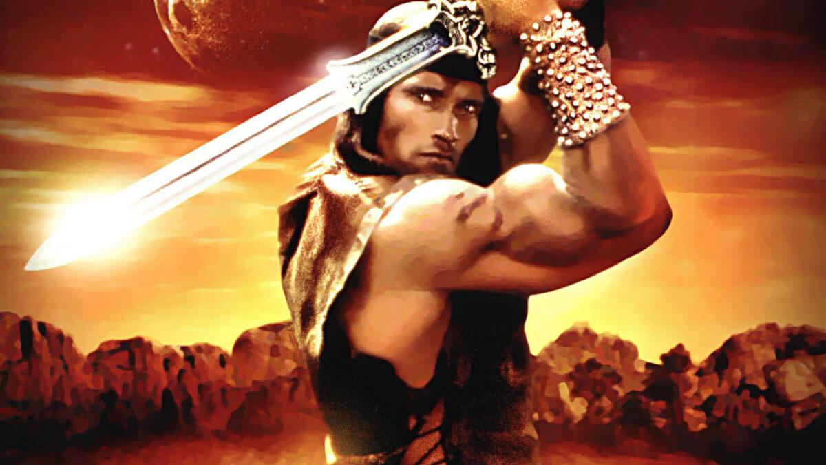 arnold Arnold Schwarzenegger iba a regresar como conan el barbaro