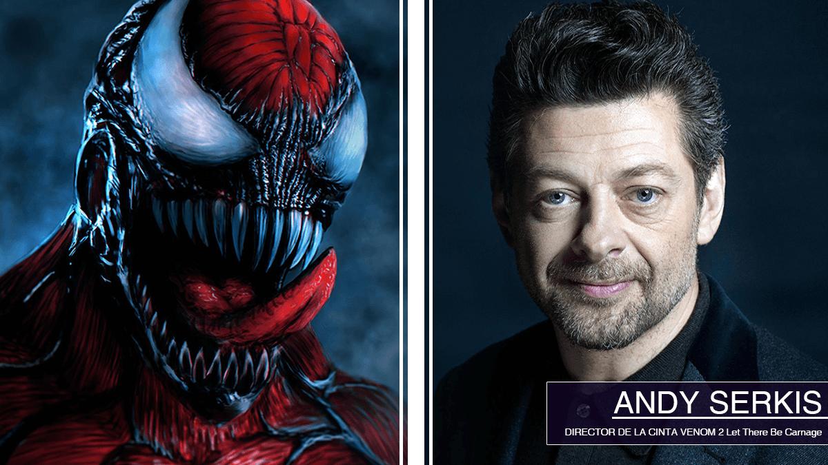 Andy Serkis director de Venom 2