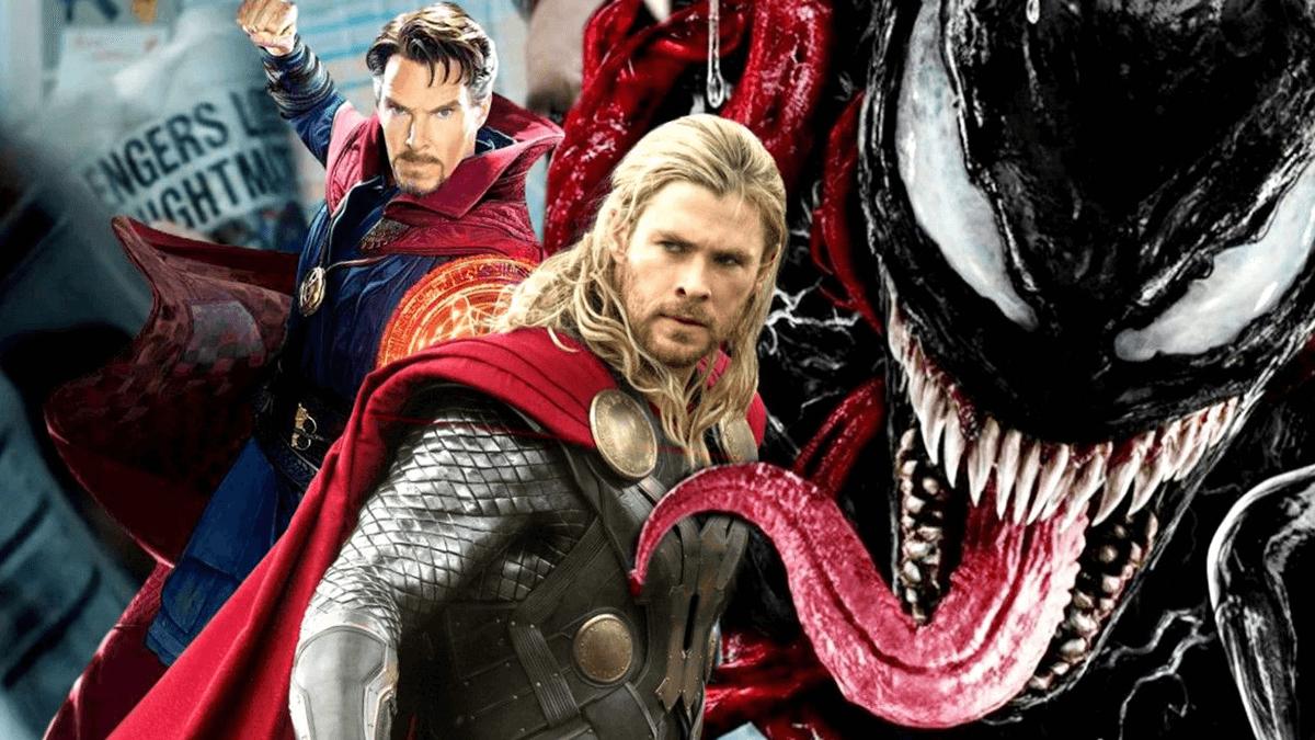 Referencia a The Avengers Venom 2