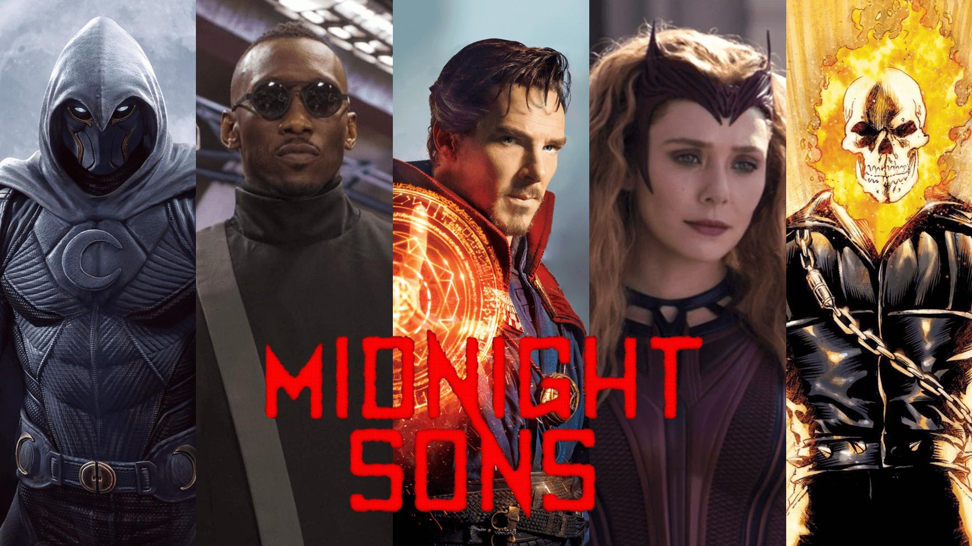 Marvel Studios podría estar desarrollando una película de Midnight Sons