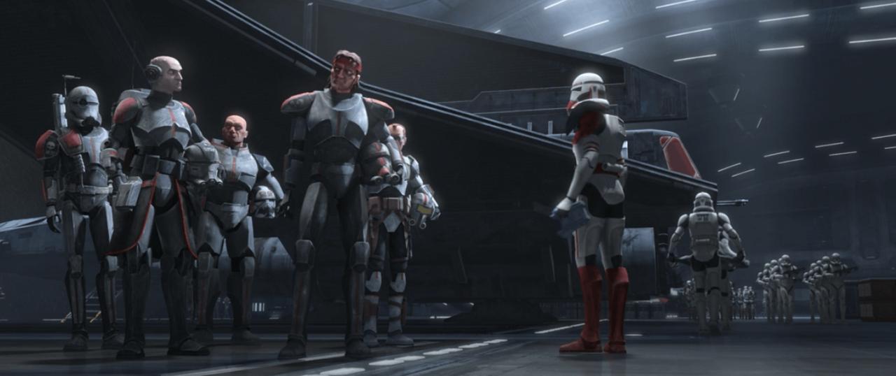 Star Wars The Bad Batch 1x01: Posguerra [Review]