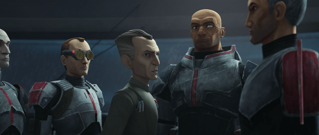 Star Wars The Bad Batch 1x01 Review