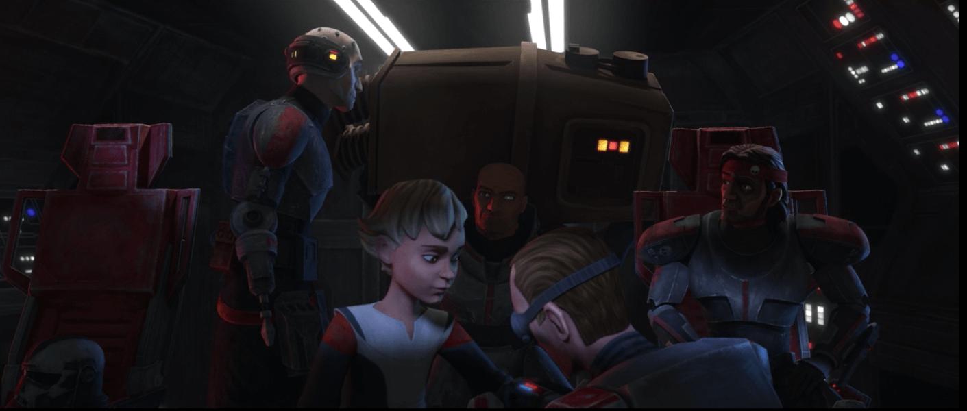 The Bad Batch Star Wars 1x05