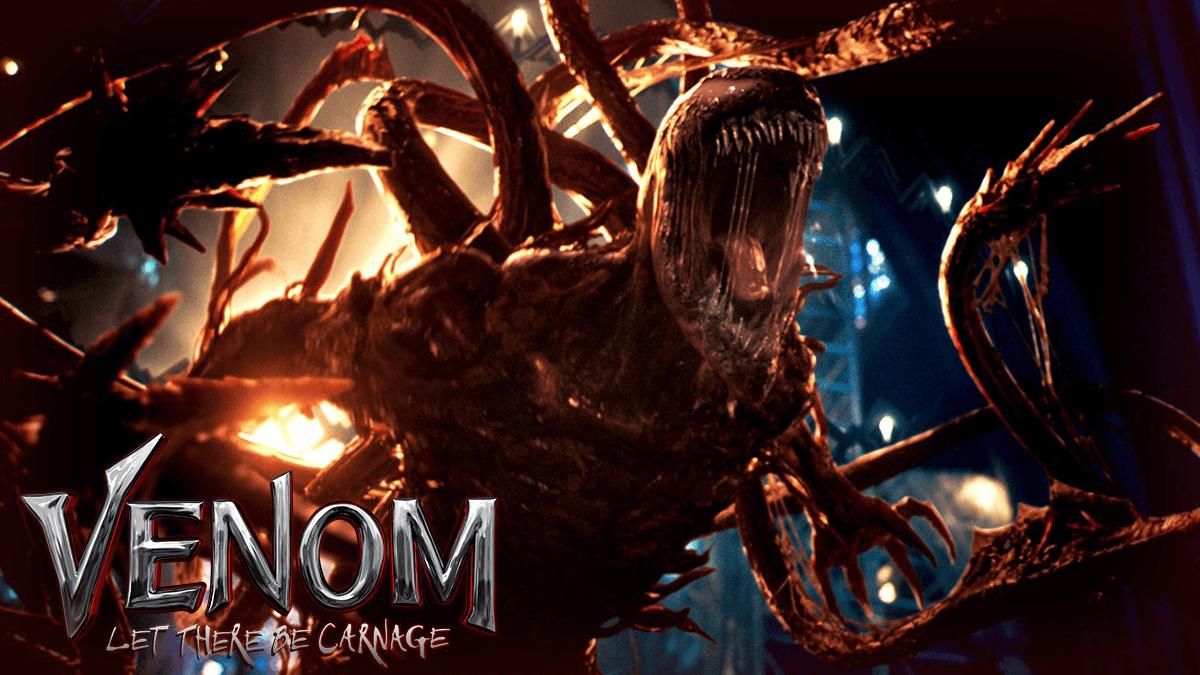 Primer vistazo de Carnage Trailer Venom 2