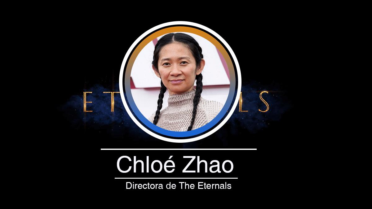 Directora de The Eternals