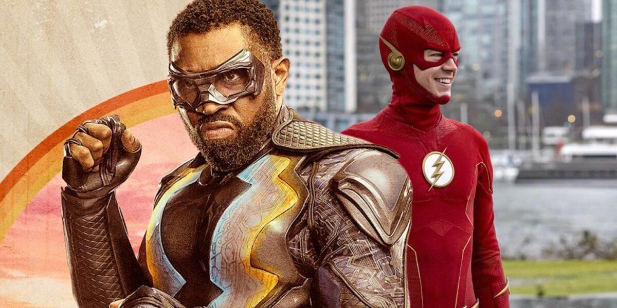 Black Lightning y The Flash