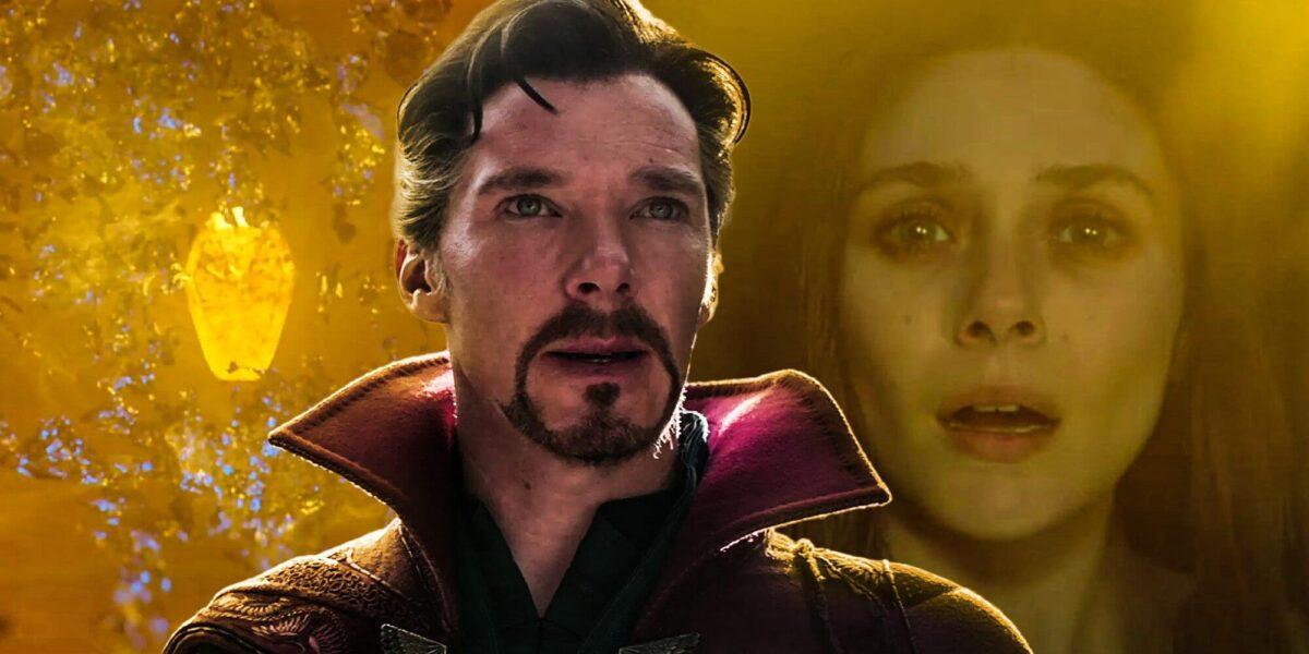 Doctor Strange estaba relacionado con los falsos comerciales en Wandavision