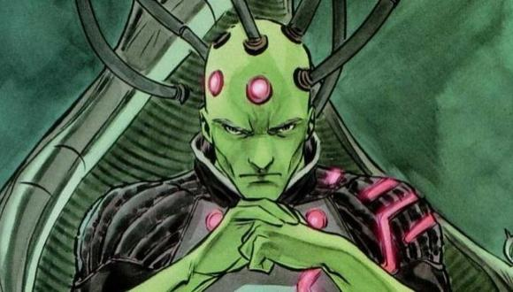 Brainiac Man of Steel 2